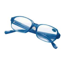 老眼鏡セット 老眼鏡 S-105M 青 【ECJ】