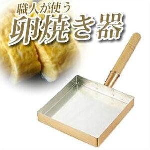 【まとめ買い10個セット品】SA銅 玉子焼 関東型 27cm【 玉子焼 銅 】 【ECJ】
