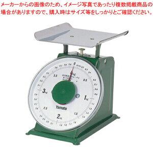 ヤマト 上皿自動はかり「中型」 並皿付 SM-4 4kg【 業務用秤 キッチンスケール 】 【ECJ】