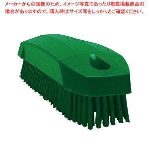 ヴァイカン まな板洗浄ブラシ 6441 グリーン【 キッチンブラシ まな板 カッティングボード ブラシ 掃除 】 【ECJ】