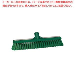 ヴァイカンフロアブルームミディアムタイプ 3179 グリーン【 ほうき部品 アタッチメント 】 【ECJ】