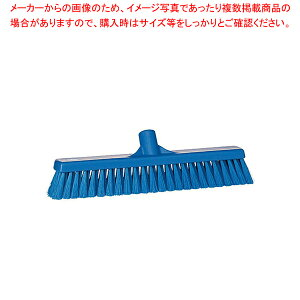 ヴァイカンフロアブルームミディアムタイプ 3179 ブルー【 ほうき部品 アタッチメント 】 【ECJ】