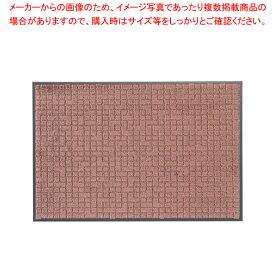 ネオレインマット 600×900 ブラウン 【ECJ】