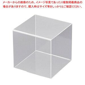 アクリルディスプレイ サイコロトーメー 4面体51769-3 180角【 バンケットウエア 】 【ECJ】