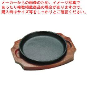 トキワステーキ皿304丸型大22cm【ECJ】
