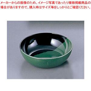 メラミン「緑彩」 丸小鉢 RY-719【ECJ】【メラミン 食器 メラミン食器 給食 介護 養護 施設 食堂 薬味入れ そば 蕎麦 うどん 】
