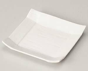 【まとめ買い10個セット品】和食器 ハ217-337 パレット12cmプレート(白)【キャンセル/返品不可】【ECJ】