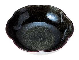 『 漆器 固定仕切弁当 』耐熱花鉢 織部塗 22000320【 メーカー直送/代引不可 】