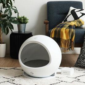 ペットハウス 猫ハウス 猫 犬 小型犬 ベッド ペット家具 猫用 冬 温かい 夏 涼しい petkit スマートハウス cozy 送料無料 スマート・ペットハウス・コージー2 ホワイト PETKIT