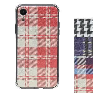 iphoneSE2 ケース 韓国 チェック柄 ボックスチェック トレンド 大人 おしゃれ iphone7 iphone8 iphoneX Xs Xr