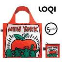 【メール便で送料無料】 LOQI エコバッグ Museum Collection / エコバッグ 折りたたみ 軽量 トート マザーズバッグ …