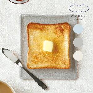 MARNA ECOCARAT トースト皿 エコカラット マーナ / お皿 プレート 角皿 LIXIL リクシル 吸湿性 放湿性 調湿材 多孔質セラミックス キッチン用品 便利グッズ おしゃれ かわいい 北欧 食パン パリふ