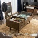 【現品限り】ドレッサー テーブル センターテーブル 幅80 完成品 ミラー 鏡台 化粧台 一面ドレッサ テーブル モダン …