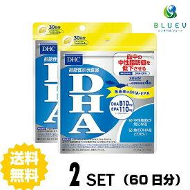 DHC サプリメント DHA 30日分(120粒)×2セット