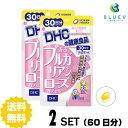 【送料無料】 DHC 香るブルガリアンローズカプセル 30日分(60粒) ×2セット