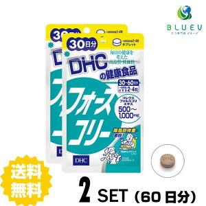 【発送無料】DHCフォースコリー30日分(120粒)×2セット