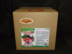 【定期購入】液体たい肥土いきかえる18リットル連作障害防止 土壌改良剤