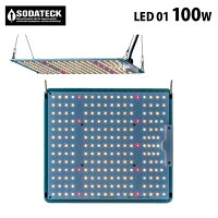 水耕栽培植物育成灯ソダテック超薄型LED01100WSodateckゼロワン