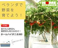 水耕栽培キットホームハイポニカ303