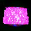 植物育成 LED ロープライト[赤・青](防滴) 30m ロール売り■直送■ 水耕栽培 ガーデニングに