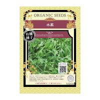 水菜有機種子種