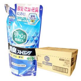 リセッシュ 除菌EX 消臭ストロング つめかえ用 320ml × 24パック 【花王 kao】【29358】