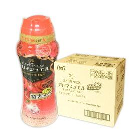 レノアハピネス アロマジュエル ダイアモンドフローラルの香り 特大サイズ 885ml × 6本 【P&G】【82290438 tmp】