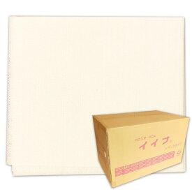 カウンタークロス イイナ 不織布 ホワイト レギュラーサイズ 600枚(100枚×6箱)【東京クイン】