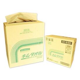 キムタオル スモールポップアップ シングル 150枚 × 8箱 【日本製紙クレシア 業務用】【61440】