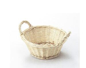 【3,980円以上購入で送料無料】【2個セット】【ギフト包装用かご】籐のある生活 Willow(柳)-お菓子ラッピング用品-バスケット「42-18」【バスケット容器・カゴ籠・basket】【収納ボックス】