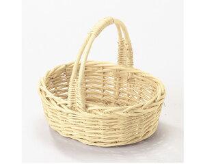 【3,980円以上購入で送料無料】【2個セット】【ギフト包装用かご】籐のある生活 Willow(柳)-お菓子ラッピング用品-バスケット「43-45」【バスケット容器・カゴ籠・basket】【収納ボックス】