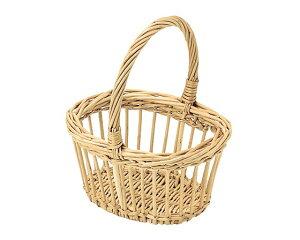 【3,980円以上購入で送料無料】【2個セット】【ギフト包装用かご】籐のある生活 Sunshine Willow(煮柳)-お菓子ラッピング用品-バスケット「41-54」【バスケット容器・カゴ籠・basket】【収納ボ