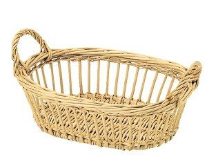 【3,980円以上購入で送料無料】【2個セット】【ギフト包装用かご】籐のある生活 Sunshine Willow(煮柳)-お菓子ラッピング用品-バスケット「41-46」【バスケット容器・カゴ籠・basket】【収納ボ