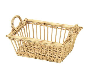 【3,980円以上購入で送料無料】【ギフト包装用かご】籐のある生活 Sunshine Willow(煮柳)-お菓子ラッピング用品-バスケット「41-49」【バスケット容器・カゴ籠・basket】