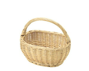 【3,980円以上購入で送料無料】【ギフト包装用かご】籐のある生活 Sunshine Willow(煮柳)-お菓子ラッピング用品-バスケット「41-56」【バスケット容器・カゴ籠・basket】