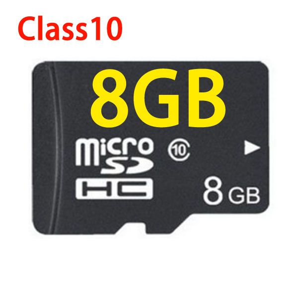 マイクロ SDカード 8GB MicroSDメモリーカード 高速Class10 MSD-8G