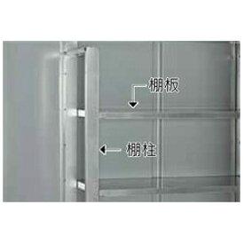 サンキン物置 オプション 棚1列2段(内容-SK共通棚板棚柱セット×1組) ※本体と同時購入の場合は\8250