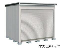ヨドコウ ヨド物置 エルモ シャッター(土間タイプ) LOD-2525HD 一般型 幅2629×奥行2758×高さ2356mm ※受注生産品