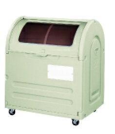 アロン化成 ゴミステーション 大型ゴミ箱 【法人お届け先のみ限定販売】アロン化成 ステーションボックス(キャスター付き)透明蓋タイプ #500C