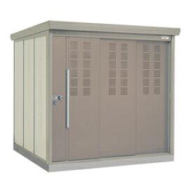 ゴミステーション 大型ゴミ箱 タクボ物置 クリーンキーパー CK-S2219 30世帯用 多雪型・標準型 [アパート/マンション/設置/屋外/カラス/対策/猫/大容量/ごみ/ゴミ箱/ゴミストッカー]