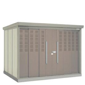 ゴミステーション 大型ゴミ箱 送料無料 お客様組立 タクボ物置 クリーンキーパー CK-S2919 40世帯用 多雪型・標準型 幅2900×奥行1922×高さ2110mm