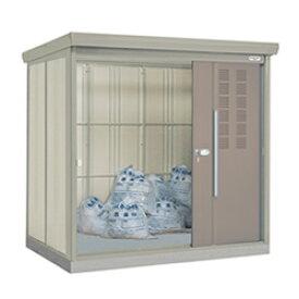 ゴミステーション 大型ゴミ箱 タクボ物置 クリーンキーパー CK-SZ2215 25世帯用 多雪型・結露減少型 [アパート/マンション/設置/屋外/カラス/対策/猫/大容量/ごみ/ゴミ箱/ゴミストッカー]