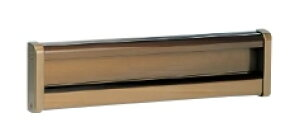 【送料無料】四国化成 アルメールKF-1型 一般仕様 切り欠き5cm 口金タイプ 1Bサイズ AM-KF1-5BZ ブロンズ