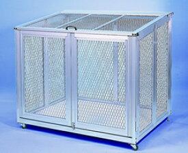 スワン商事株式会社 折りたたみゴミ収集箱(屋外用) FTW-900F