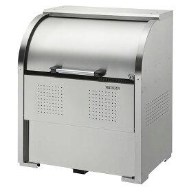 ゴミステーション 大型ゴミ箱 ダイケン ステンレス クリーンストッカーCKS型 CKS-1007 (旧CKS-1000型) [自治体/町内会/アパート/マンション/収集所/集積所/金属/大容量/ゴミ箱]