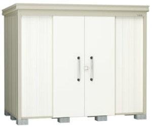 ダイケン物置ガーデンハウス DM-Z2515E  一般型・棚板なし  幅2608×奥行1617×高さ2120mm
