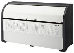 ゴミステーション 大型ゴミ箱 ダイケン スチール製クリーンストッカー CKR-1907-2 (旧CKR-1950-2型) [アパート/マンション/設置/屋外/カラス/対策/猫/大容量/ごみ/ゴミ箱]