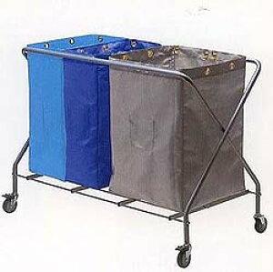 積水マテリアルソリューションズ ゴミステーション 大型ゴミ箱 セキスイ キャリーカート3型