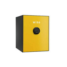 ディプロマット デジタルテンキー式 60分耐火プレミアム金庫 ワイズシリーズ 警報アラーム付 WS500ALY イエロー 開梱設置費込
