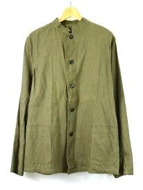 【中古】EUROPE USED CLOTHING ユーロ 古着 チェコ軍 ワークジャケット 50'S vintage